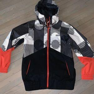 Nike snowboarding men's jacket L